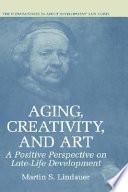 Aging Creativity And Art