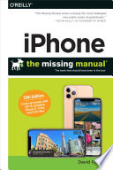 """iPhone: The Missing Manual: The Book That Should Have Been in the Box"" by David Pogue"