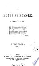 The house of Elmore  by F W  Robinson
