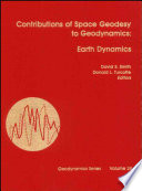 Contributions Of Space Geodesy To Geodynamics Book PDF