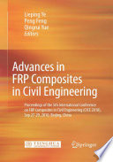 Advances In Frp Composites In Civil Engineering Book PDF