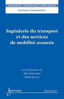Pdf Ingénierie du transport et des services de mobilité avancés Telecharger