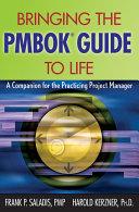 Bringing the PMBOK Guide to Life Pdf/ePub eBook