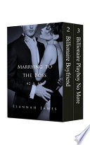 Boxed Set: Marrying to the Boss #2 & #3