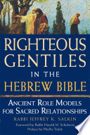 Righteous Gentiles in the Hebrew Bible Book PDF