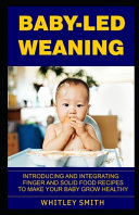 Baby Led Weaning Book PDF