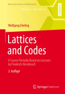 Pdf Lattices and Codes Telecharger