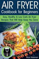 Air Fryer Cookbook For Beginners PDF