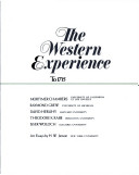 Pdf The Western experience
