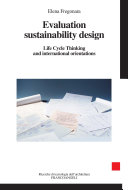 Evaluation Sustainability Design