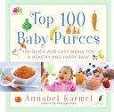 Top 100 Baby Purees Pdf/ePub eBook