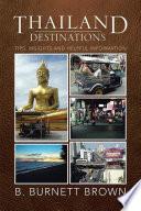 Thailand Destinations Book PDF
