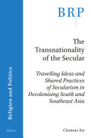 The transnationality of the secular