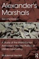 Alexander's Marshals Pdf/ePub eBook