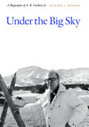 Under the Big Sky Pdf/ePub eBook