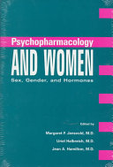 Psychopharmacology and Women Book