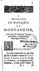Les entretiens de feu Monsieur de Balzac