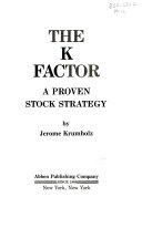 The K Factor Book