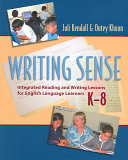 Writing Sense