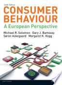 Consumer behaviour a European perspective