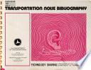 Transportation Noise Bibliography