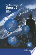 Engineering Of Sport 6 Book PDF