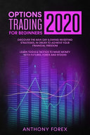 Options Trading For Beginners 2020 Book PDF