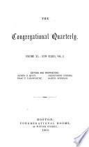 The Congregational Quarterly
