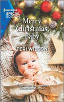 Merry Christmas  Baby Book