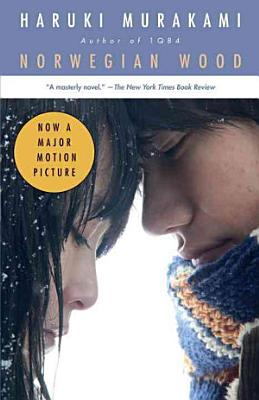 Book cover of 'Norwegian Wood' by Haruki Murakami