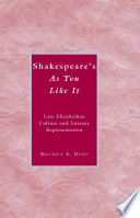 Shakespeare S As You Like It