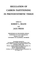 Regulation of Carbon Partitioning in Photosynthetic Tissue