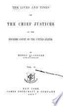 William Cushing  Oliver Ellsworth  John Marshall Book