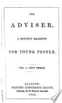 The Adviser Book