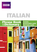 BBC ITALIAN PHRASE BOOK   DICTIONARY