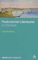Pdf Postcolonial Literatures in Context