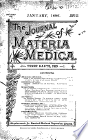 Journal of Materia Medica