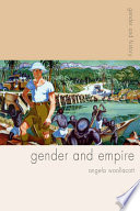 Gender and Empire Book