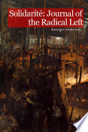 Solidarité: Journal of the Radical Left #2