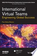 International Virtual Teams