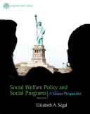 Brooks Cole Empowerment Series  Social Welfare Policy and Social Programs