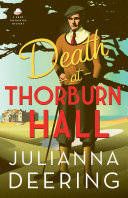 Death at Thorburn Hall  A Drew Farthering Mystery Book  6