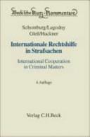 International cooperation in criminal matters