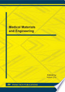 Medical Materials And Engineering Book PDF