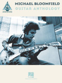 Michael Bloomfield Guitar Anthology Book