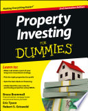 """Property Investing For Dummies Australia"" by Bruce Brammall, Eric Tyson, Robert S. Griswold"