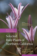 Pdf Illustrated Field Guide to Selected Rare Plants of Northern California Telecharger