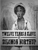 Pdf Twelve Years a Slave