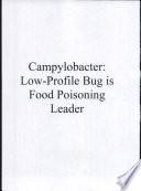 Campylobacter: LowProfile Bug is Food Poisoning Leader