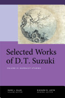 Selected Works of D T  Suzuki  Volume IV